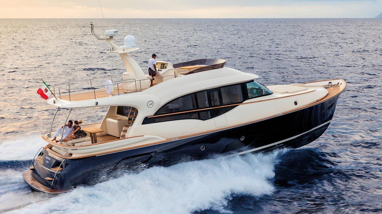 Pivatus Yachting Dolphin 64 Cruiser