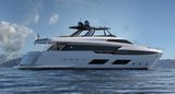 Ferretti Yachts 920: grandeur and beauty